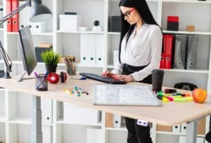 accessories for standing desks