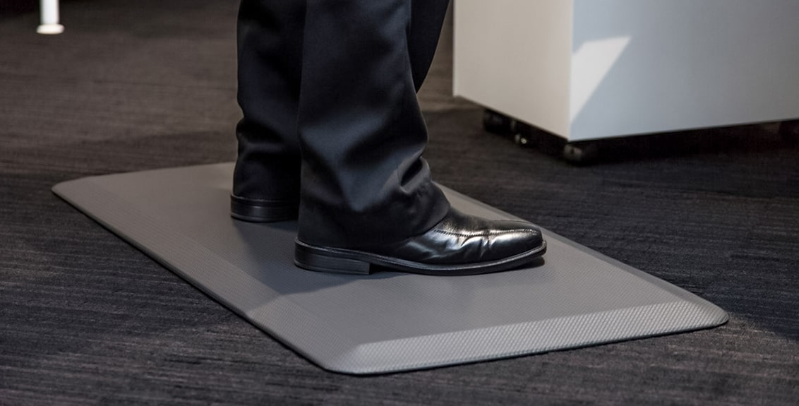 anti fatigue mat for standing desk