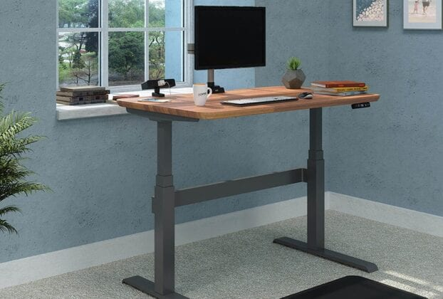 best electric standing desk