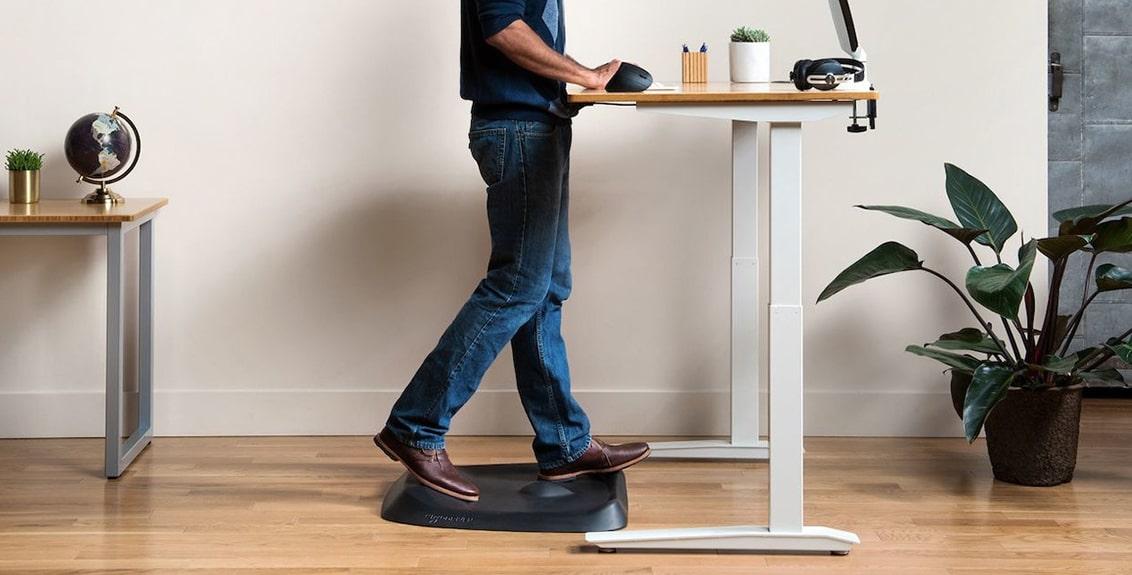 best standing desk shoes