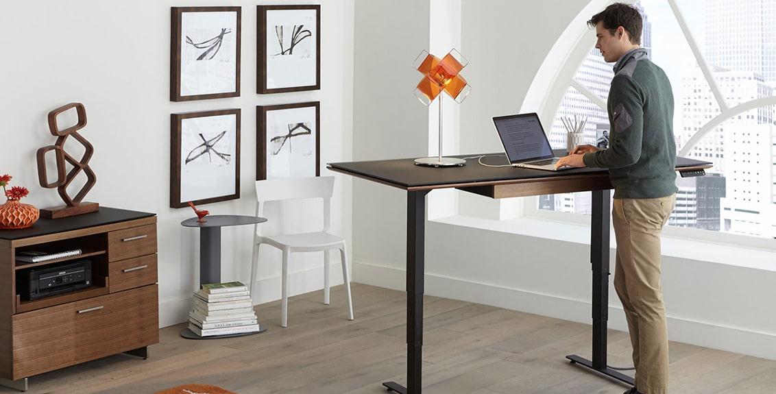 how to select standing desk